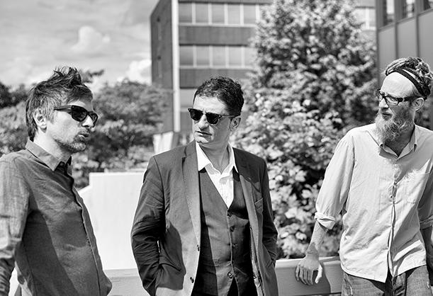 Massoud Godemann Trio – Pressespiegel (Auszug)